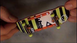Woob Fingerboard Setup + Dynamic Boardrail Tutorial