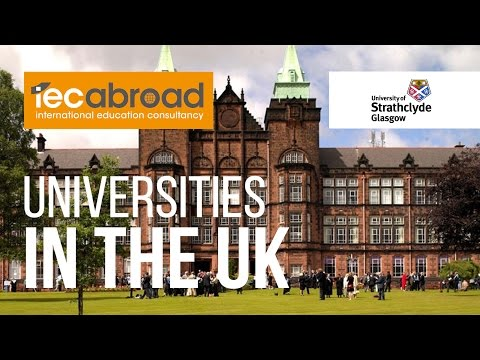 University of Strathclyde Glasgow