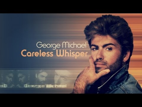 George Michael - Careless Whisper ♬ (Lyrics Greek-English)