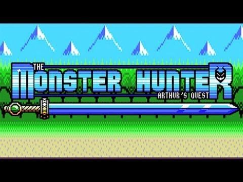 The Monster Hunter - Arthur's Quest - Universal - HD Gameplay Trailer