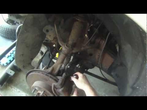 Ford Explorer Brake Bleed How to