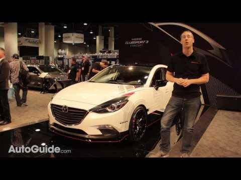 Mazda 3 ปี 2014 แต่งออกมาสวยจริงๆลองดูแนวทางกันครับ