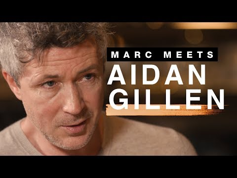 Game Of Thrones' Littlefinger, Aidan Gillen Doesn't Have A Career Plan