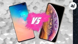 Galaxy S10 vs iPhone XS - Every Spec Compared! Video