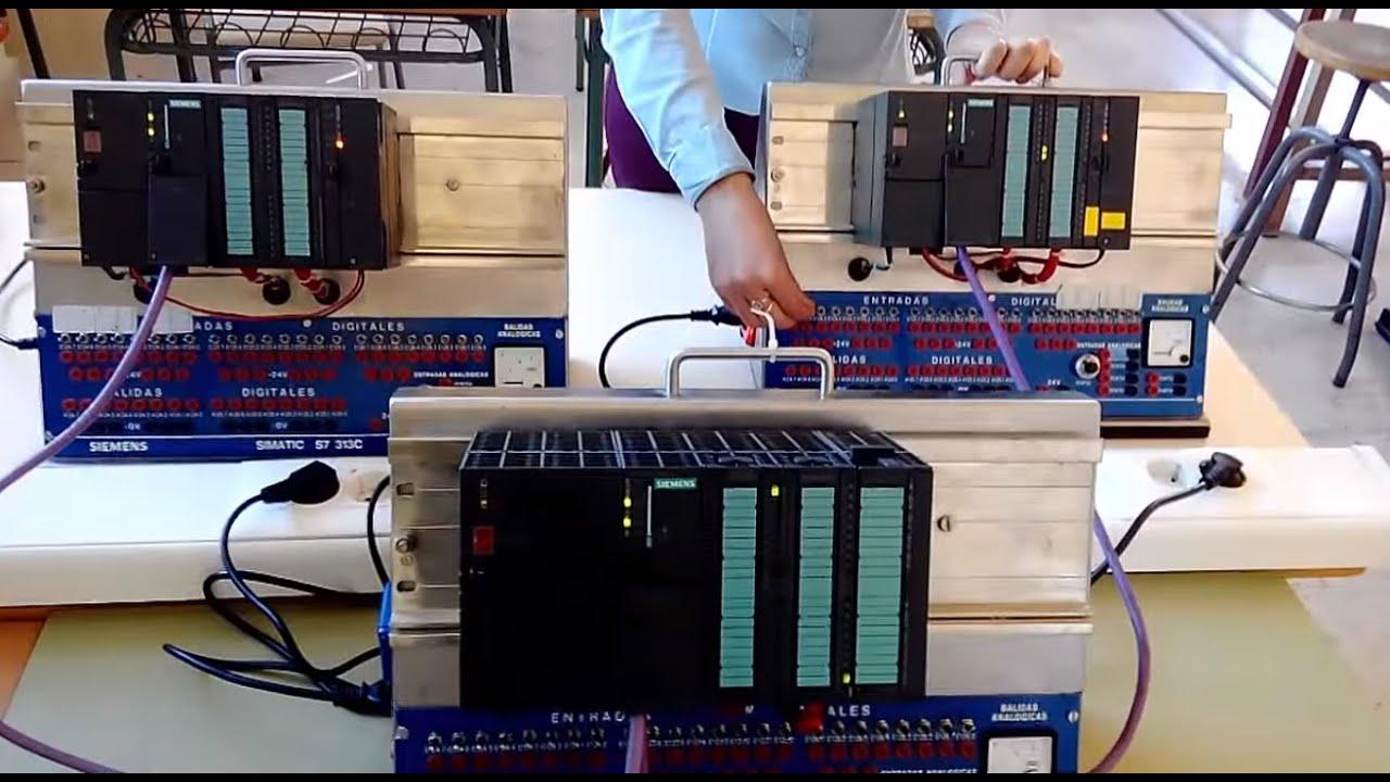 Comunicaciones industriales con simatic s7