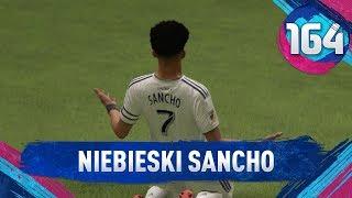 Niebieski Sancho - FIFA 19 Ultimate Team [#164]