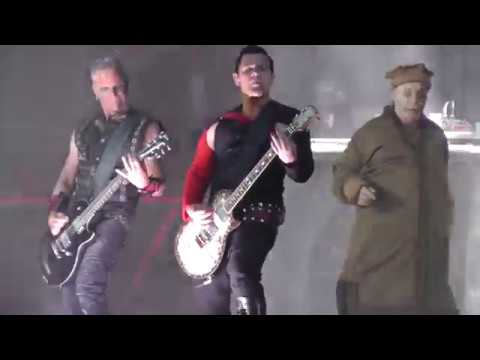 Rammstein LIVE Zerstören - Prague, Czech Republic 2017 (May 28th)