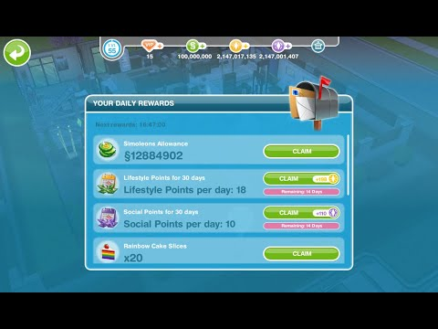 THE SIMS FREEPLAY VIP & ONLINE STORE CHEAT/HACK