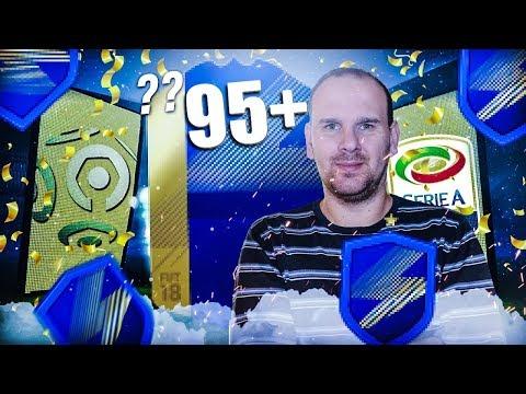 FIFA 18 - PÄCK OPENING TOTS LIGUE 1 ET CALCIO A !! ON VEUT NEYMAR TOTS !!