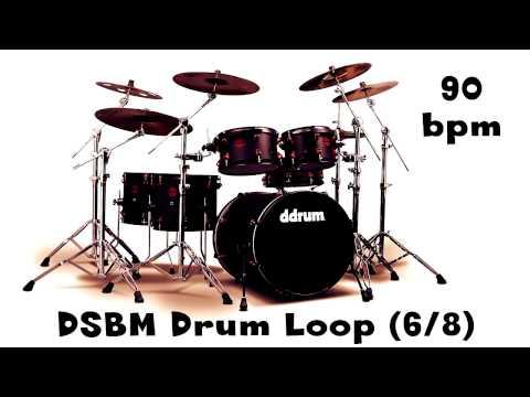 DSBM Drum Loop (6/8) 90 bpm