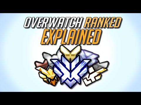 Overwatch Ranked EXPLAINED