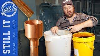 Distilling Home Made Rขm & Talking About Dunder