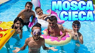 🤫 MOSCA CIECA in PISCINA con gli ELITES!