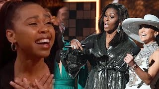 Michelle Obama has the audience in tears at The 2019 Grammy