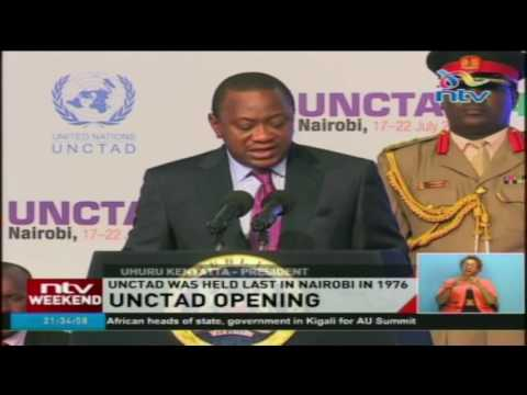 UNCTAD opening: Agreements to restore trust in global economy