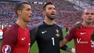 Cristiano Ronaldo ● Never Give Up   Inspirational   EURO 2016
