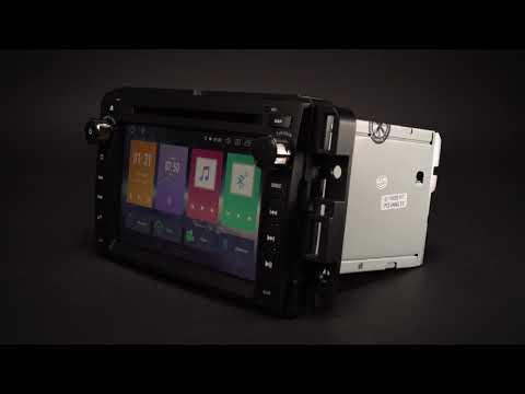 Chevrolet/Buick/GMC/HUMMER OCTA Core Android 9.0 Car DVD Player (PBX79JCC)