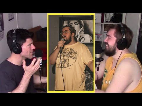 Louis & Karl Explain How Stories and Jokes Work – Comedy Guy Podcast