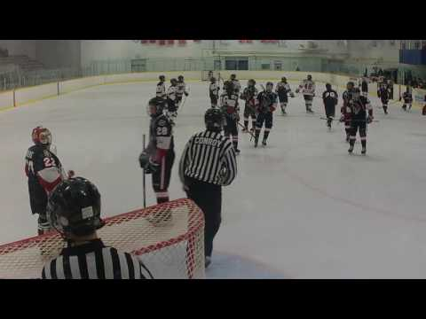 Mississauga Senators Vs. Don Mills Flyers