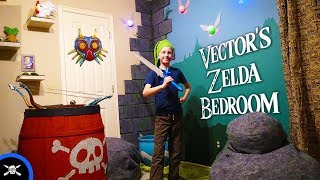 Vector's Zelda Bedroom! thumbnail