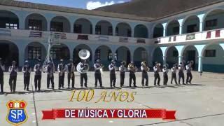 Banda Colegio San Ramon de Tarma - MARCHA PROFESORITA