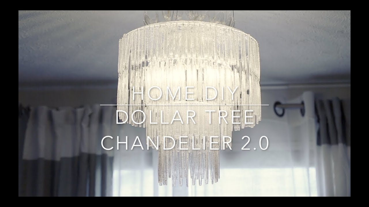 Dollar Tree Chandelier 2.0 - With Loop Control - YouTube for Musicians