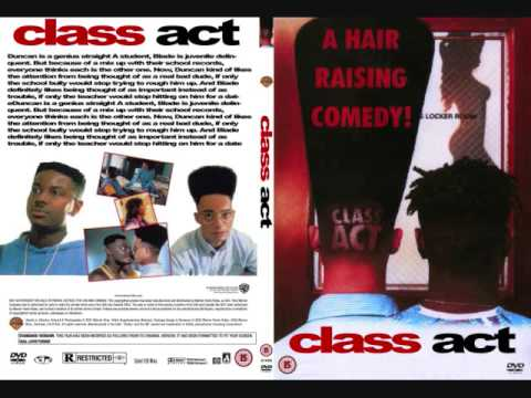 Blade's Theme from Class Act Movie Soundtrack!!
