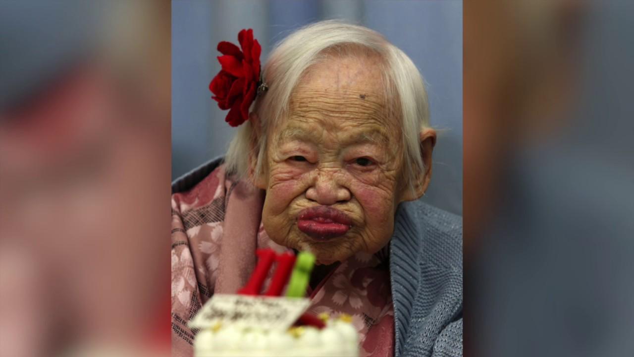 الأكبر عمراً في العالم