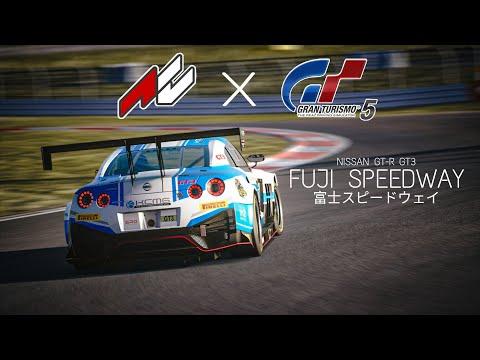 Assetto Corsa X Gran Turismo 5 |