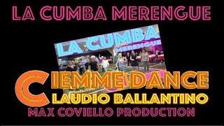 LA CUMBA   TORMENTONE   BALLI DI GRUPPO 2019/2020   Merengue 2019  Claudio Amici - Ballantino