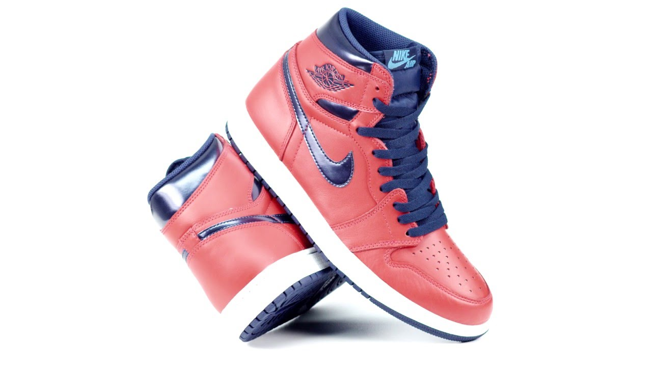 24c0064c6d09 Sneakers In 4K  Air Jordan 1 Retro High OG David Letterman Early Look