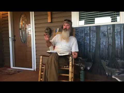 Phil Robertson: This Is What the Media Doesn't Want You to Hear About the Texas Church Shooting ...