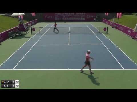 Zhao Xiaoxi v Kijima Mizuno - 2016 ITF Shenzhen