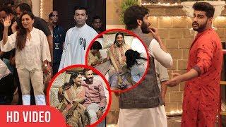 Sonam Kapoor's Grand Mehndi Ceremony | Arjun, Janhvi kapoor, Anand Ahuja, Rani Mukerji  | FULL VIDEO