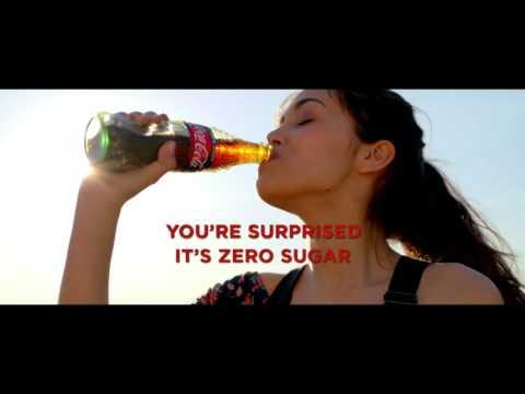 New Coca-Cola Zero Sugar 30 Second Advert | Coca-Cola GB