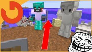 BREAKING UP BOYFRIEND AND GIRLFRIEND! (Minecraft Trolling Ep 155)