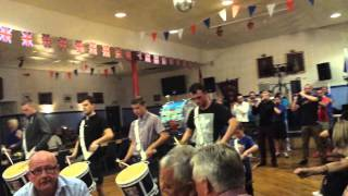 Saltcoats Protestant Boys ( No Pope )