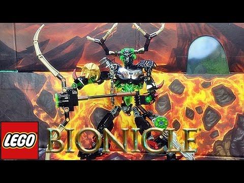레고 바이오니클 사냥꾼 우마라크 71310 어둠의 사냥꾼 액션피규어 조립 리뷰 Lego BIONICLE Umarak the Hunter