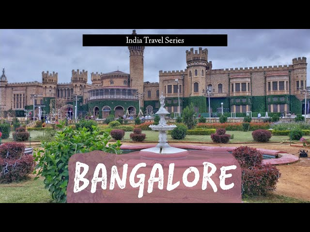 Bangalore Cinematic Video | Traveller By Birth | Hiral Pandya