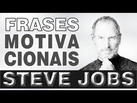Vídeo Frases Motivacionais De Steve Jobs Vendedor Autônomo