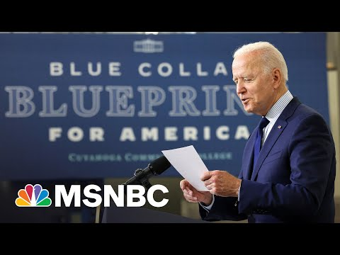Biden Calls Out GOP Who Touted Relief Plan, But Voted Against It