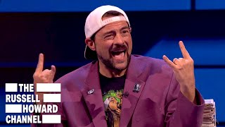 Kevin Smith Didn't Realise Weed Was Illegal in the UK | Full Interview | The Russell Howard Hour