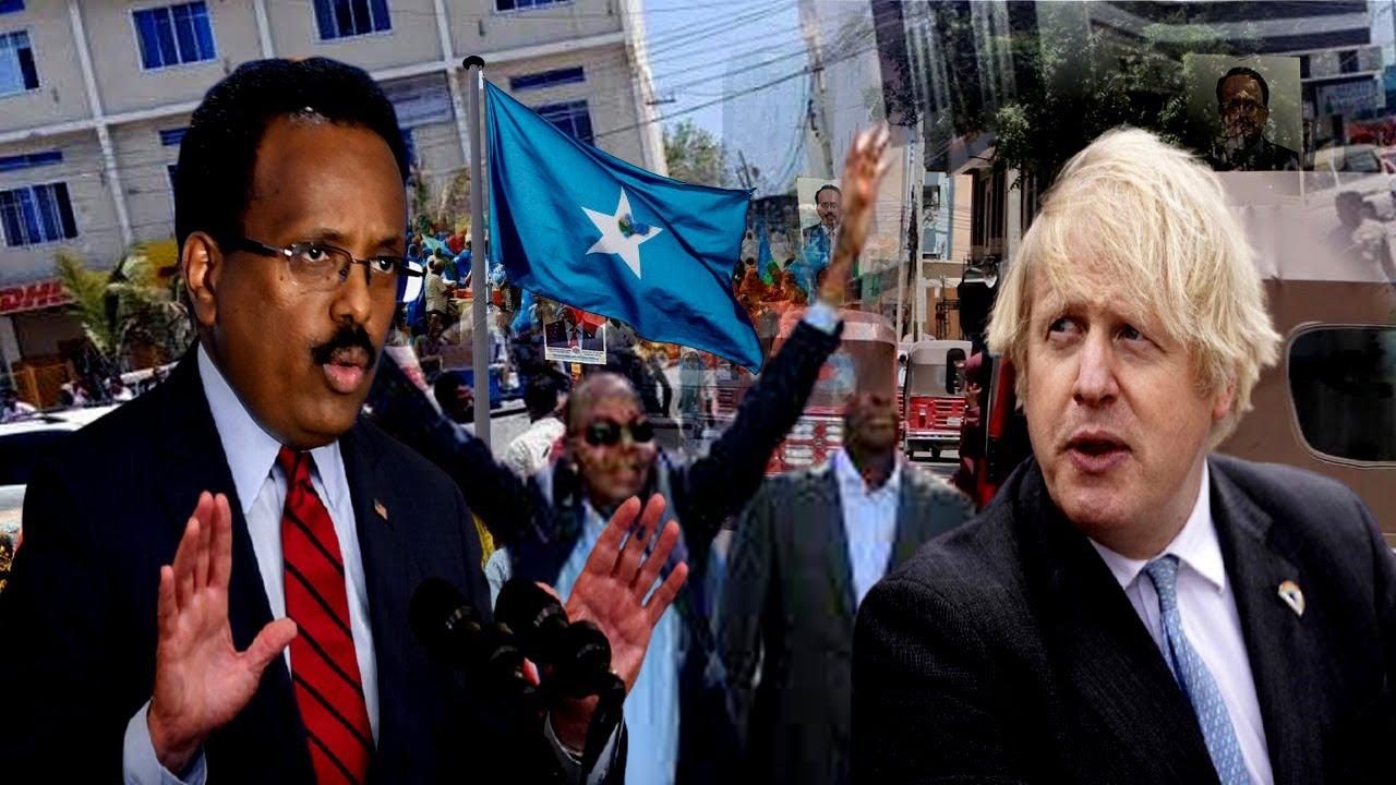 Download DEG DEG DF Somaliya Oo Xiriirka Ujartay Ingiriisak,DP World Oo Lala Wareegay,Kenya Oo Ku Dhagan Bada
