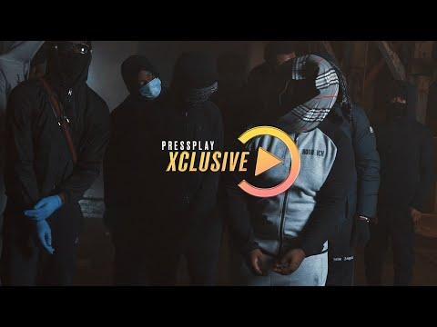 #HarlemO Jmash X Lil S X #WoolyO Mj X Earna - Normal Procedure 2.0 (Music Video)