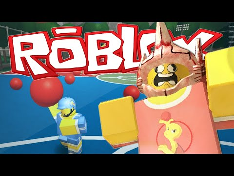 Roblox Dodgeball