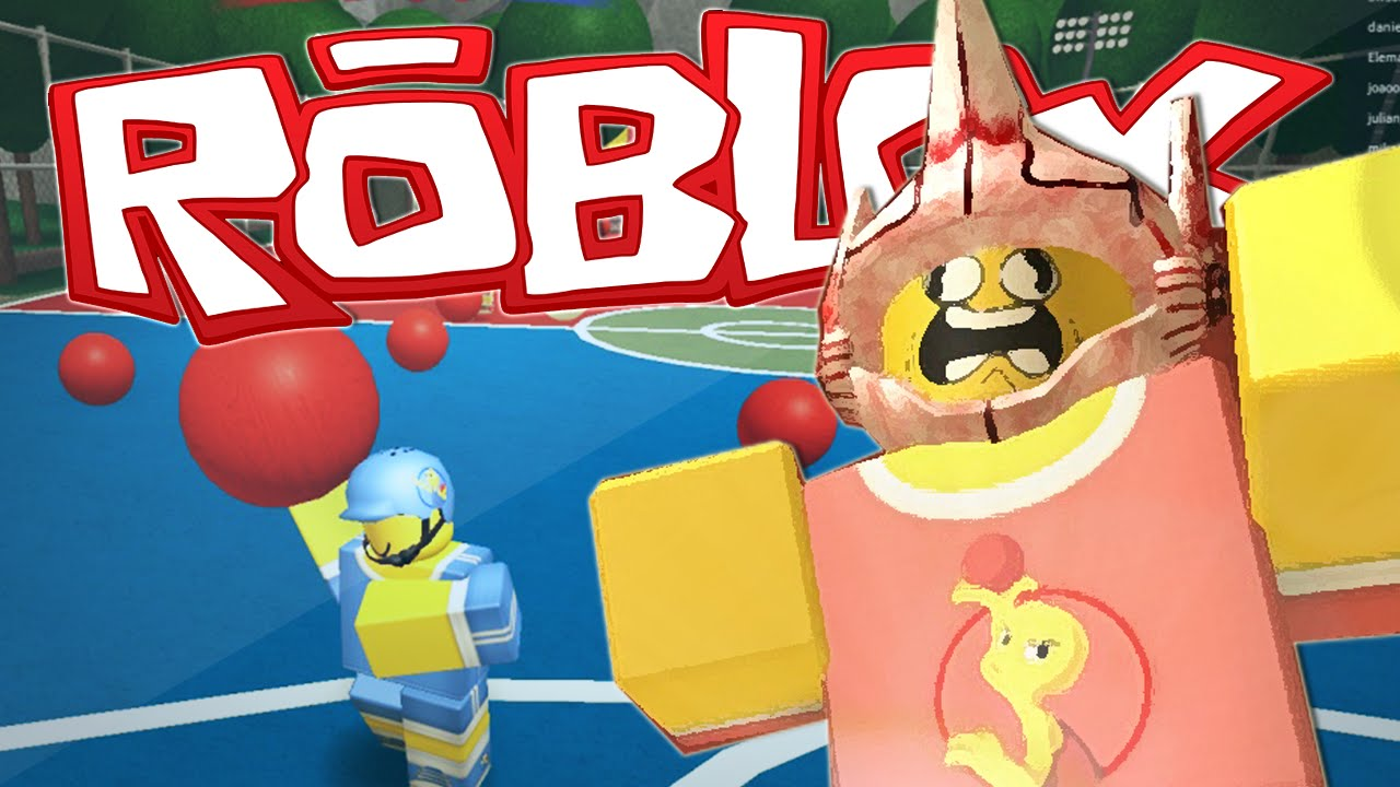 Roblox Dodgeball Youtube