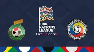 🔴 LITUANIA - ROMANIA 🔴 LIVE l Nations League