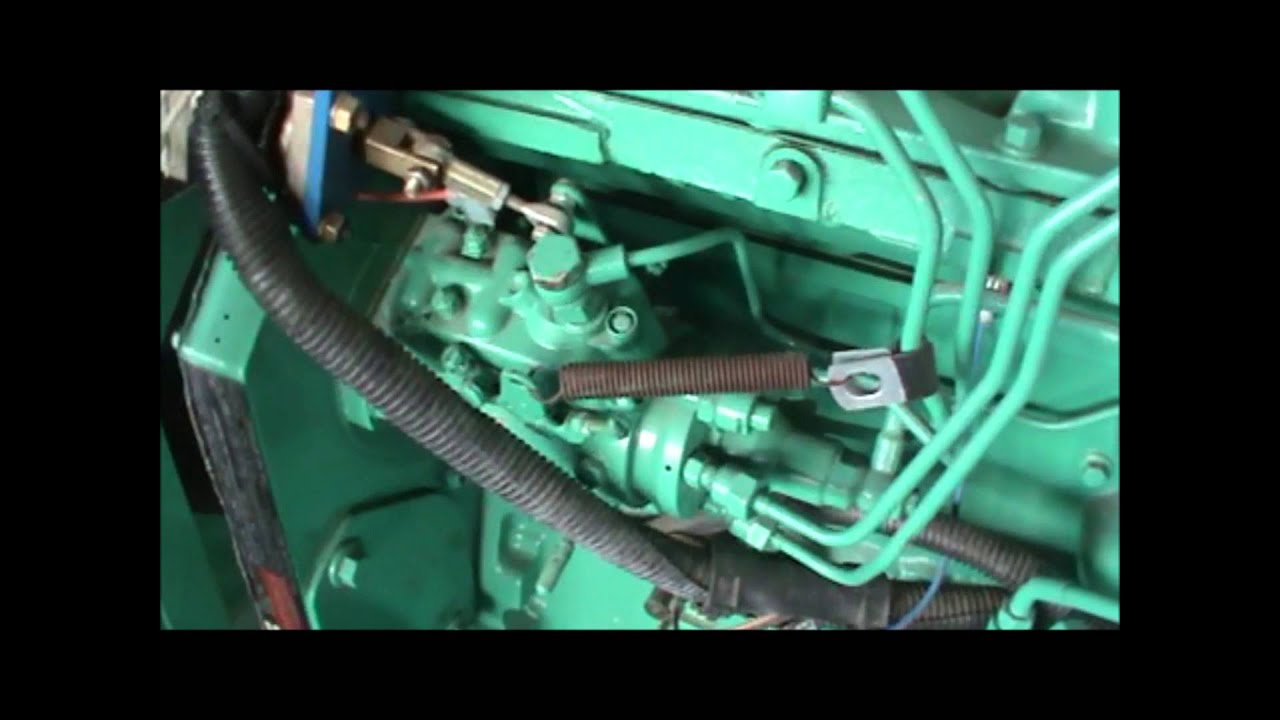 Cummins 4bt3 9 G2 60kw 208v Open W Fuel Tank Diesel