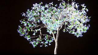 Jennifer Steinkamp - Naturaleza Digital thumbnail