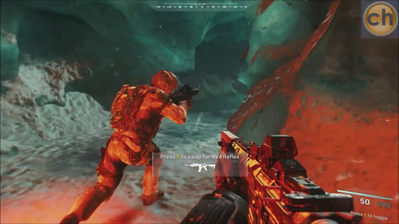 Call of Duty Infinite Warfare Trainer Free Download